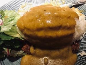 Seitan Katsu Curry