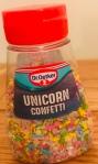 Dr Oetker Unicorn Confetti