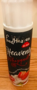 Food Heaven Vegan Whipped Spray Cream